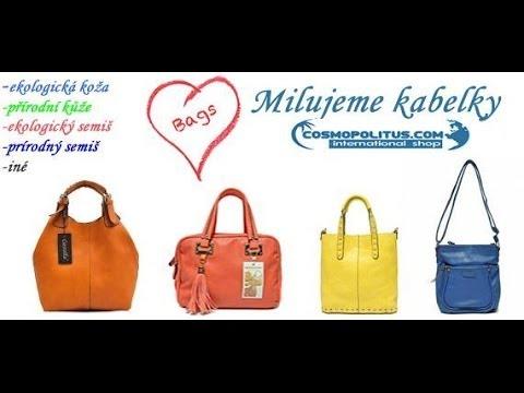 771ee2d7dac5 Prečo nakupovať lacné dámske kabelky na Cosmopolitus  Lacné dámske kabelky
