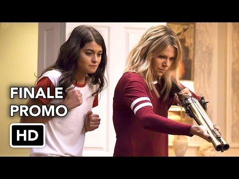 Cioteczka Mick: 1x17 The Intruder - promo #01