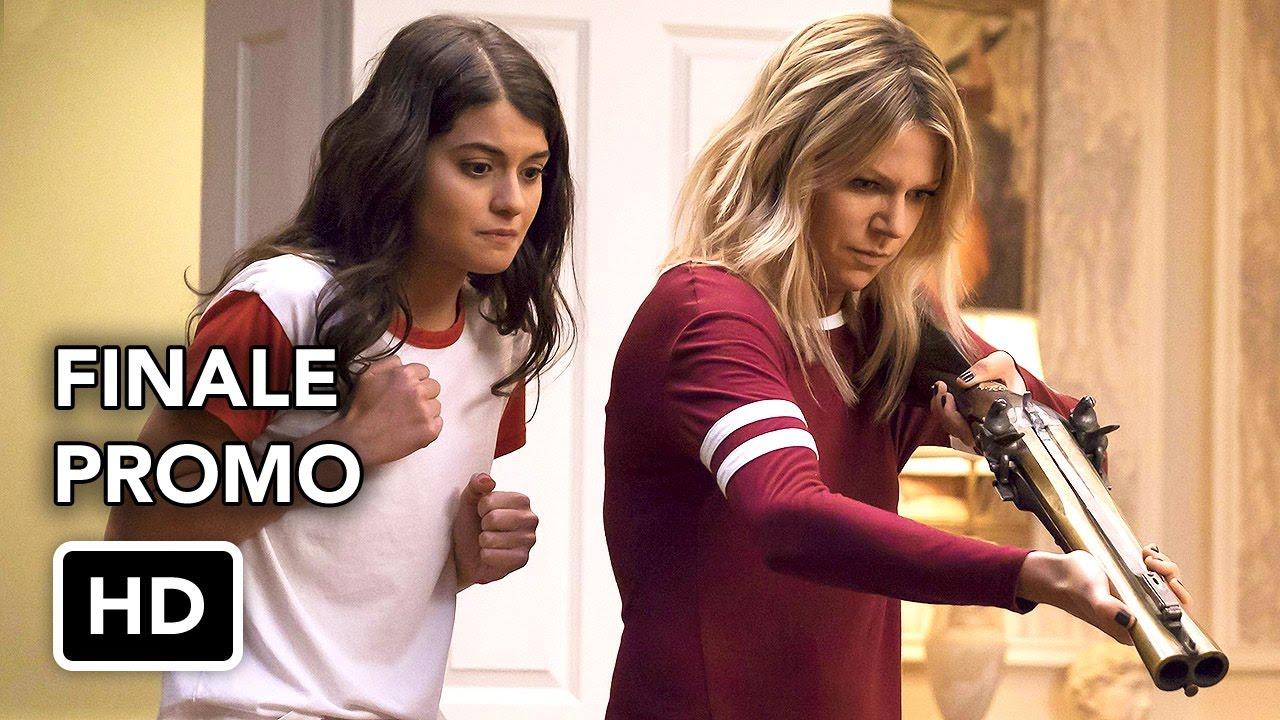 """Download The Mick 1x17 Promo """"The Intruder"""" (HD) Season Finale"""