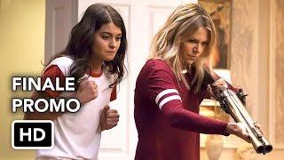 """The Mick 1x17 Promo """"The Intruder"""" (HD) Season Finale"""
