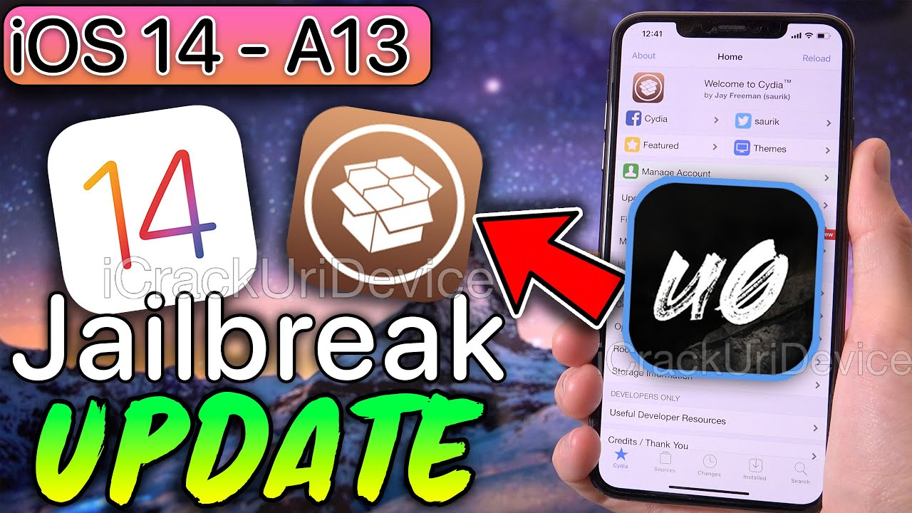 Jailbreak iOS 14 Updates! iOS 13.6 - 13.5.1 Jailbreak Status! (Checkra1n & Unc0ver) - YouTube