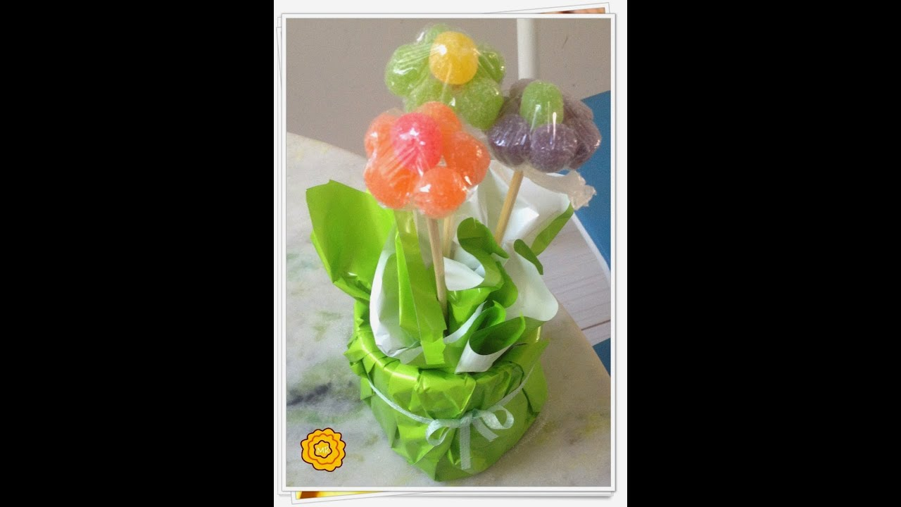 Muito Centro de mesa - flor de jujuba - YouTube NQ09