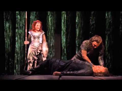 Wagner - Deborah Voigt & Jonas Kaufmann (Die Walkure 2011)