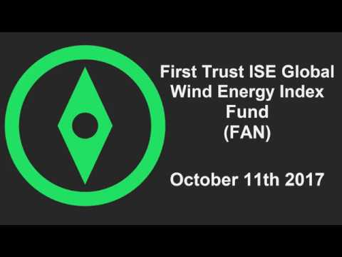 First Trust ISE Global Wind Energy (FAN): Wind energy is about to get greener