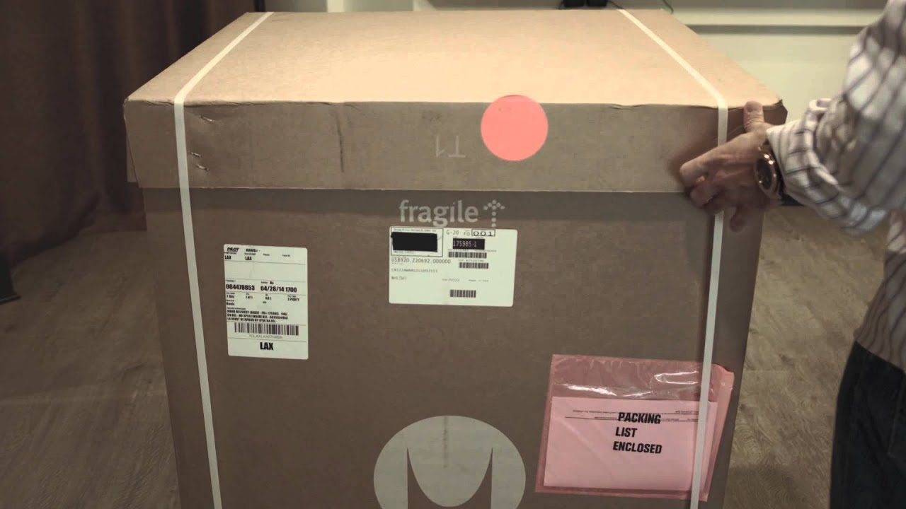 Herman Miller Embody Office Chair Unboxing And