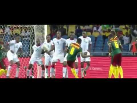 Cameroon vs Burkina-Faso  1-1
