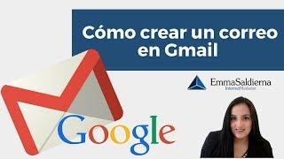 Cómo Crear Un Correo Electrónico Gmail Paso A Paso