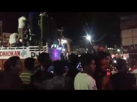 Dj dhadkan vs dj aligator full compitition in jagannath ji saware meerut 2018