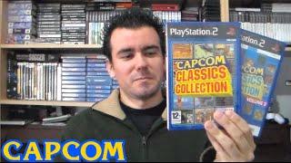 Recopilatorios de Capcom - CAPCOM CLASSICS COLLECTION VOL.1 y VOL.2