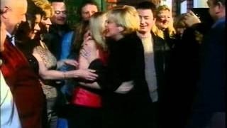 Toyah says goodbye to Natalie Barnes 2000
