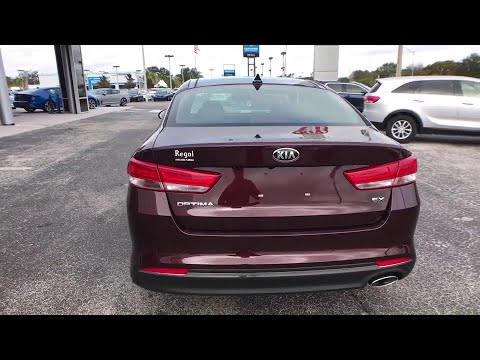 Regal Kia Lakeland >> 2018 Kia Optima Lakeland, Winter Haven, Lake Wales, Bartow ...