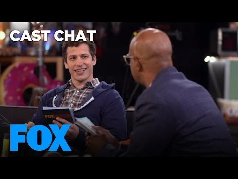 Andy Samberg Shares His SNL Story With Damon Wayans In The Fox Lounge  FOX BROADCASTING