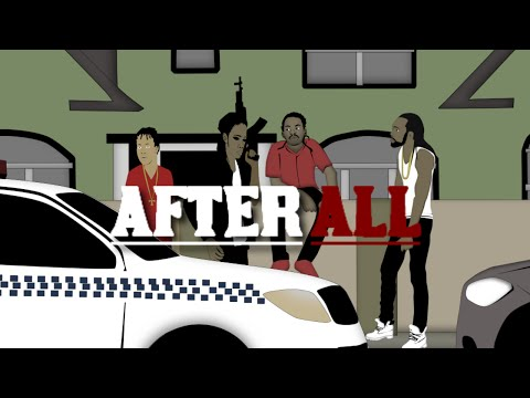 Alkaline Afterall [Jamaican Cartoon] Ft. Mavado & Demarco