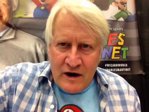 Charles Martinet. voice of Paarthurnax in Skyrim (10/31/2015) - YouTube
