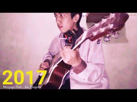 Menjaga Hati Yovie and Nuno - Fingerstyle instrumental acoustic karaoke no lyrics / lirik