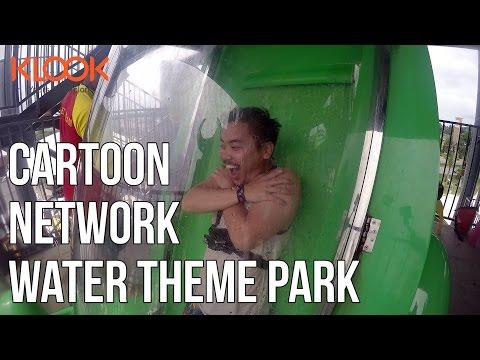 Cartoon Network Amazone Waterpark Pattaya
