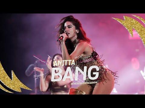 Anitta - Bang  Réveillon Copacabana