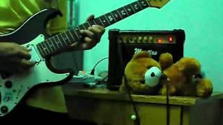 Tube Screamer TS9 DIY in Amp