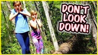 🌿TREE HOUSE ADVENTURE🌿 ALLIGATOR SPOTTING | SMELLY BELLY TV | FAMILY VLOG