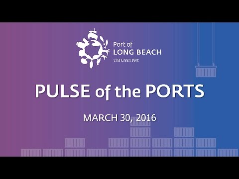 Pulse of the Ports - Peak Season Forecast 2016