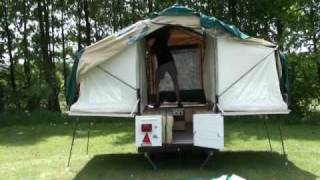 TriganoTrailer tent Randger 415 for sale