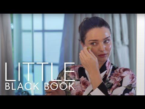Miranda Kerr's Supermodel Skincare Secrets   Little Black Book of Wellness   Harper's BAZAAR