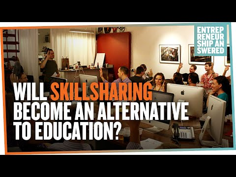 Will Skill Sharing Become an Alternative to Education?