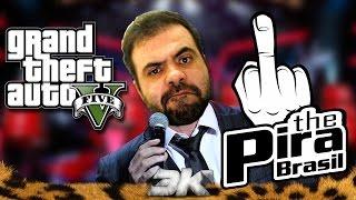 GTA V – The PIRA Brasil! Nem o Doctor e nem o Diddy São Mais Aqueles