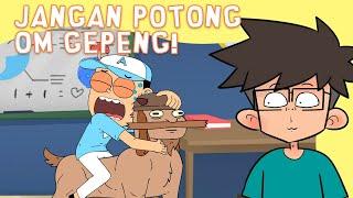 JANGAN POTONG OM GEPENG!!! (part 2) - DALANG PELO