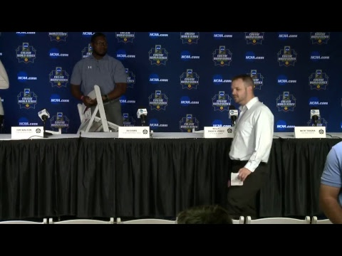 Women's College World Series Game 1 & 2 Head Coaches Press Conference