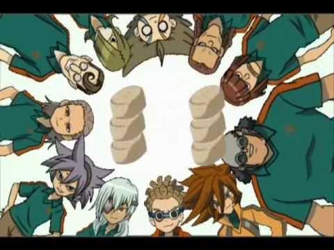 Inazuma Eleven Ending 1 Seishun Oden - Vers 2