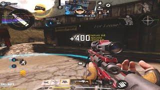 Most Aggressive ADS sniper ?