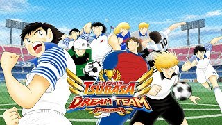 CAPTAIN TSUBASA DREAM TEAM: RECORDANDO MI INFANCIA