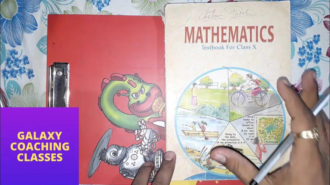 Evergreen Maths Book For Class 10