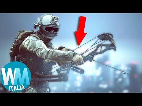 Top 10 ARMI più RARE nei VIDEOGIOCHI!