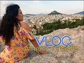 VLOG My Trip to Athens Greece