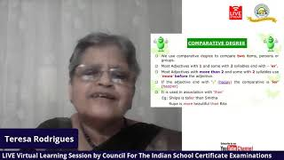 ICSE English Grammar: Transformation of Sentences (Session 1)