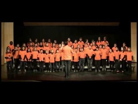 Cor Bonavista  Cançó de Nadal  Nadal'14