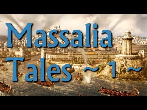Massalia Tales Episode 1 - Rome II Narrative Let's Play (Divide Et Impera Mod)