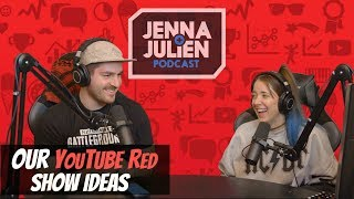 Podcast #175 - Our YouTube Red Show Ideas