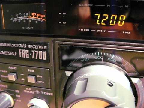 Radio Omdurman Sudan 7200 khz