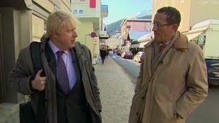 London mayor: EU debate is healthy