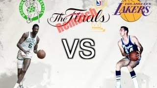 "|| NBA Finals Rematch!!! Ep. 1 || ""1965 Celtics vs 1965 Lakers"""