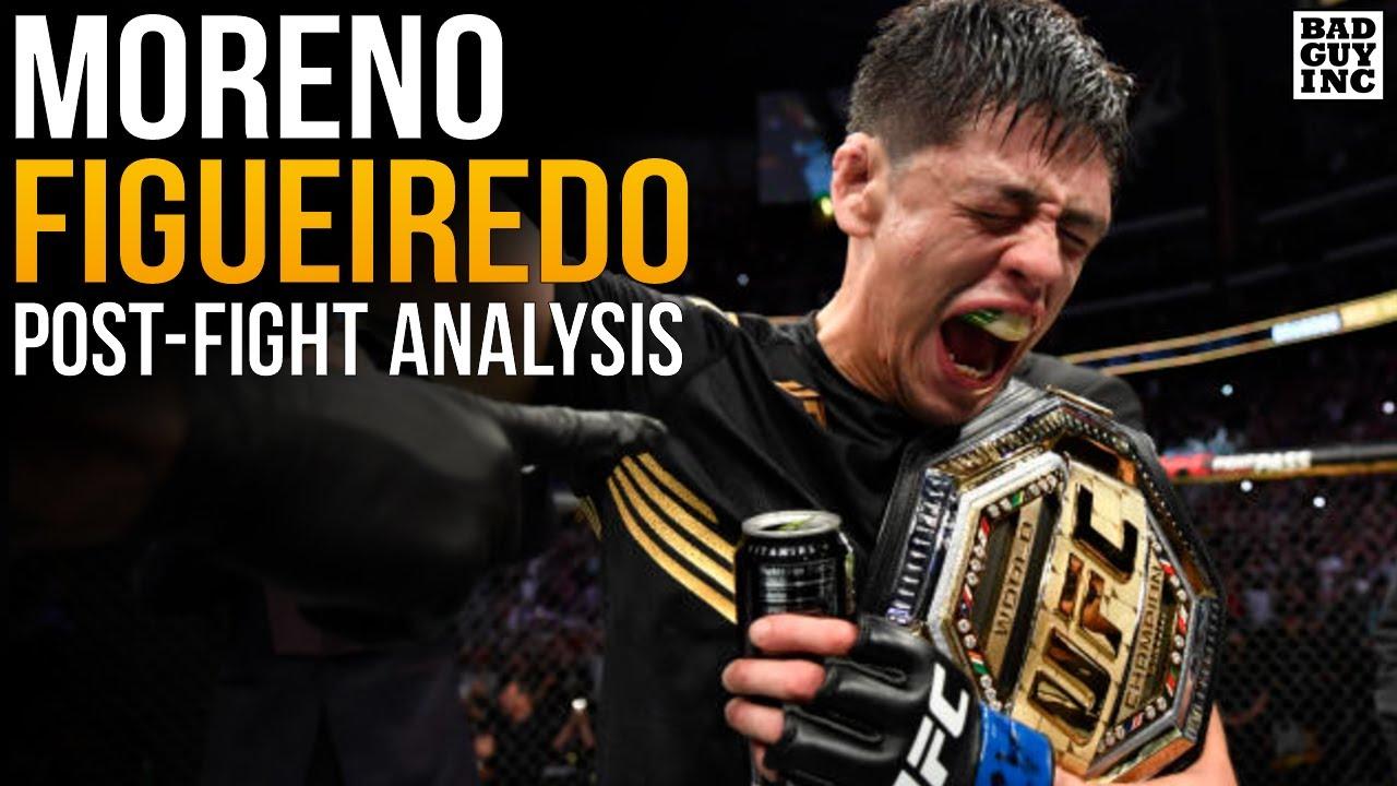 1st Mexican-Born UFC Champion...