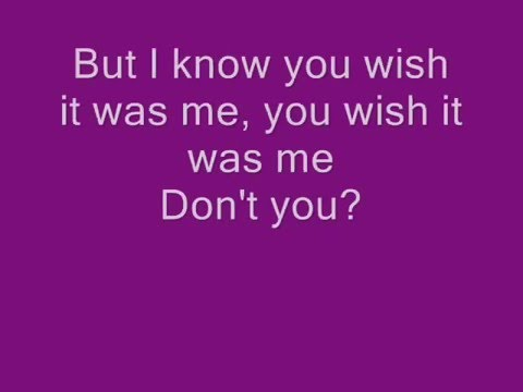 Speak Now  - Taylor Swift (with onscreen lyrics)