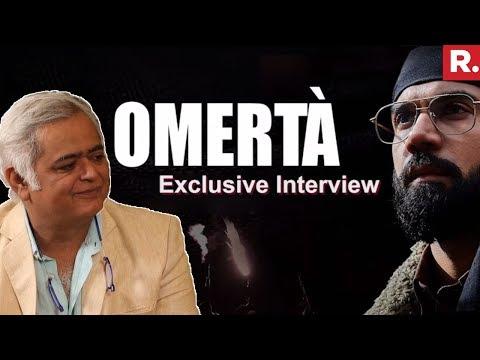 Hansal Mehta Speaks To Republic TV On Movie Omerta | EXCLUSIVE Interview