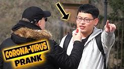 CORONA VIRUS PRANK (mit Humor nehmen) | PVP