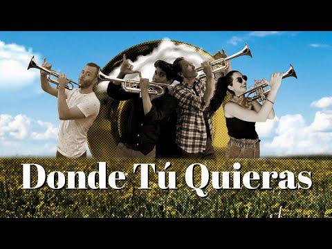 Donde Tú Quieras - Cocora, Bacilos (Lyric Video Oficial)