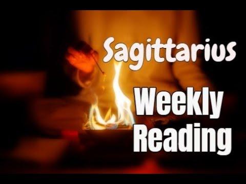 sagittarius tarot weekly 2 to 8
