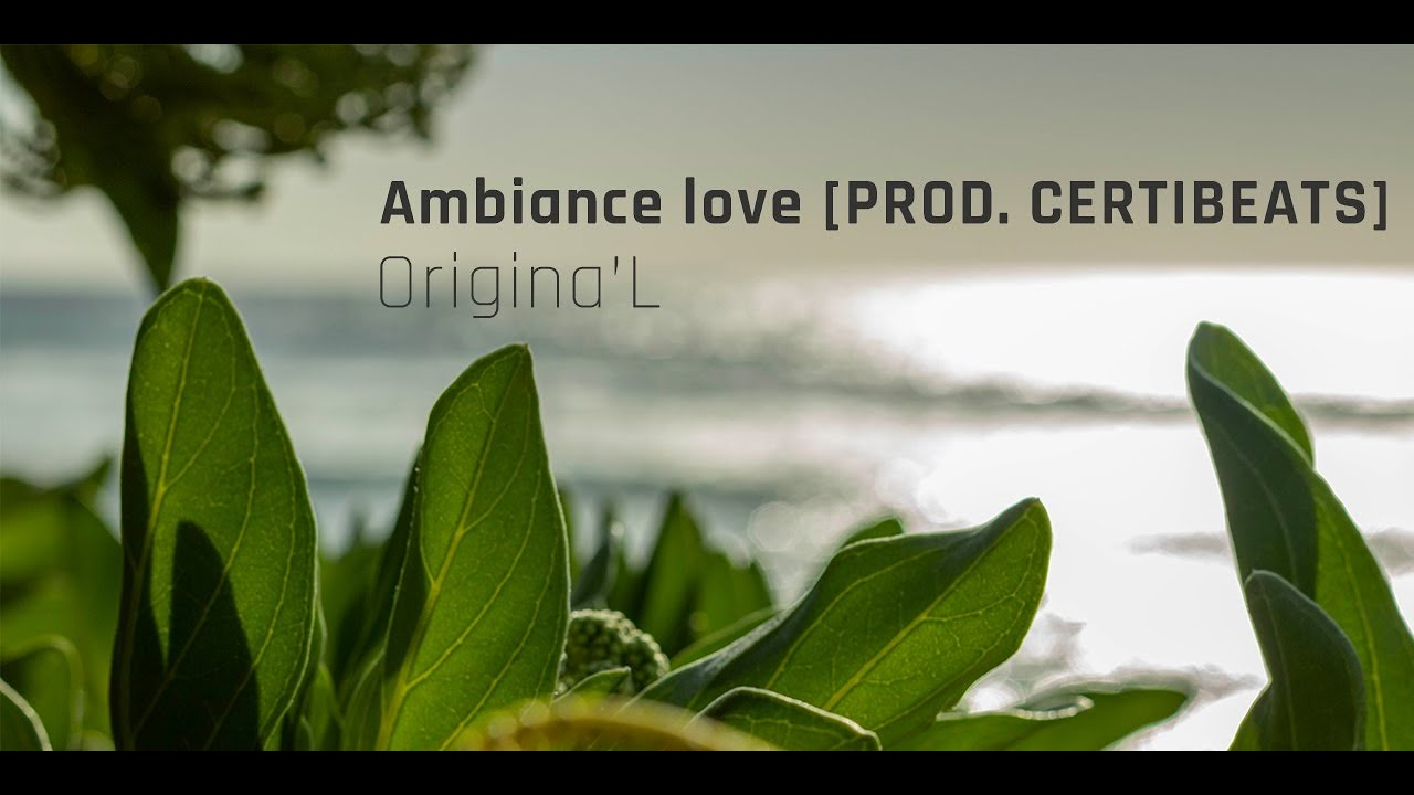 Download Origina'L - Ambiance love (Prod. CERTIBEATS)